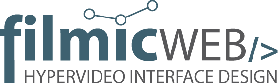filmicweb - Hypervideo Interface Design